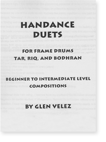 Handance Duets For Frame Drums