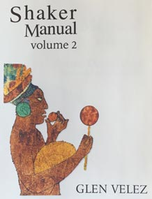 Cover of Shaker Manual, vol 2