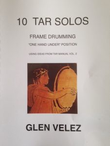 10 TAR Solos for Frame Drumming